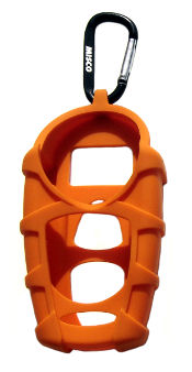 Foto: MISCO-ARMOR-ORANGE: Orange protective silicone sleeve for digital refractometer MISCO
