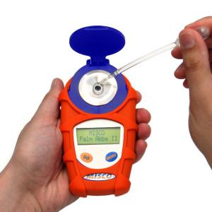 Foto: CAL-MISCO-SPAN: SPAN calibration (SPAN adjustment) of digital refractometer MISCO